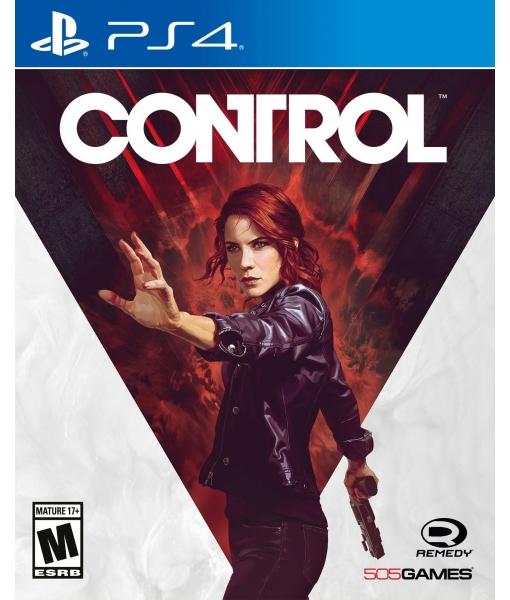Control игра [PS4]