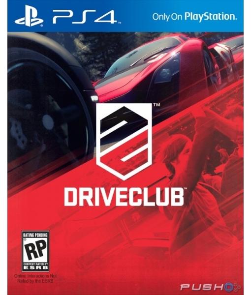 [Прокат PS4]  DriveClub