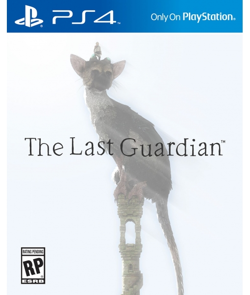 [Прокат PS4] The Last Guardian (Последний хранитель)