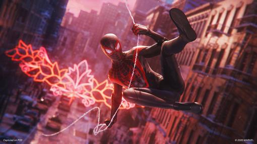 Человек-паук (Майлз Моралес)