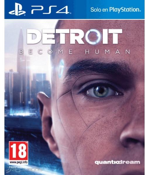 Detroit: Стать человеком (Become Human)
