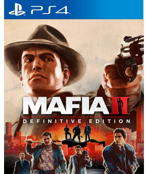 Mafia II: Definitive Edition игра [PS4]