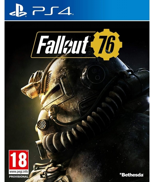 Fallout 76 игра [PS4]