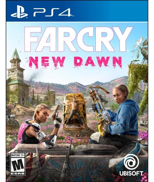 Far Cry New Dawn игра [PS4]