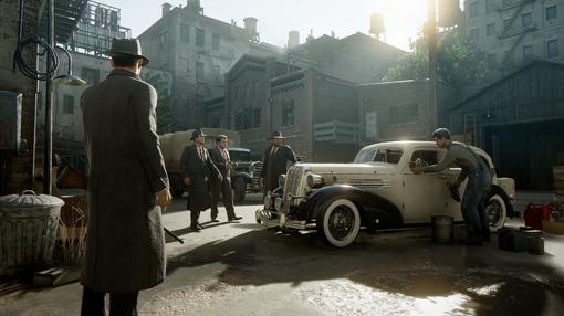Mafia: Definitive Edition игра [PS4]