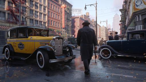 Mafia: Definitive Edition игра PS4 & PS5
