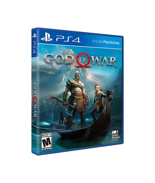 God of War - игра [PS4]