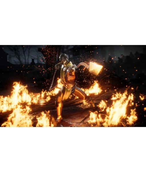 Mortal Kombat 11 Ultimate-издание