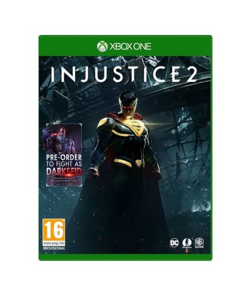 [Прокат XBOX] Injustice 2