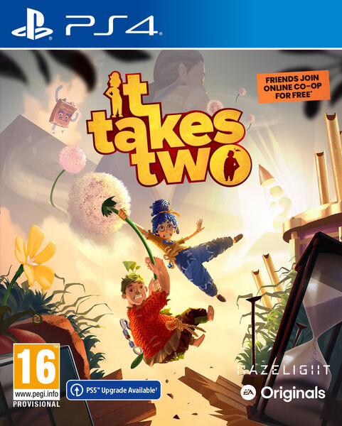 It Takes Two игра PS4