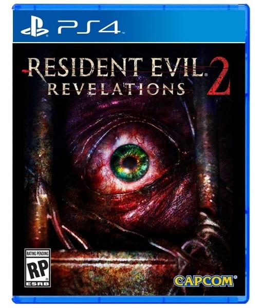 Resident Evil Revelations 2 игра [PS4]