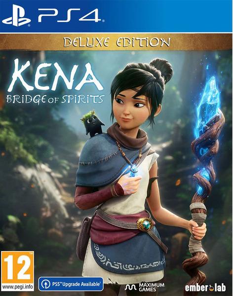 Kena: Bridge of Spirits PS4 & PS5