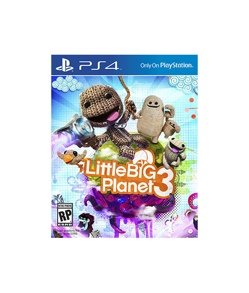 [Прокат ps4] LittleBigPlanet 3