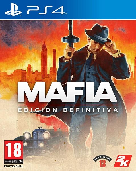 Mafia: Definitive Edition игра PS4 & PS5