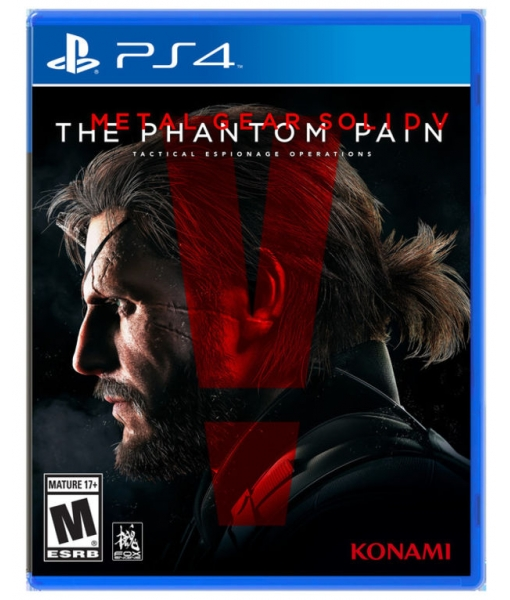 [Прокат PS4] Metal Gear Solid V: The Phantom Pain