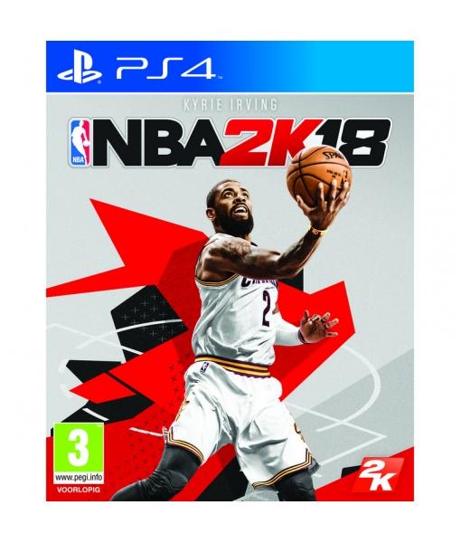 [Прокат PS4] NBA2K18