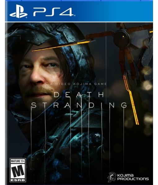 Death Stranding игра [PS4]