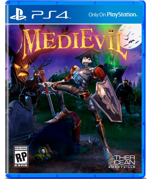 MediEvil игра [PS4]