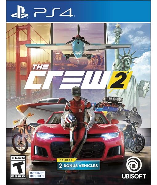 [Прокат PS4]The Crew 2