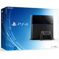 SONY PLAYSTATION 4 500GB (CUH-1116A) Black