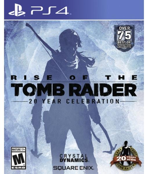 [Прокат PS4] Rise of the Tomb Raider
