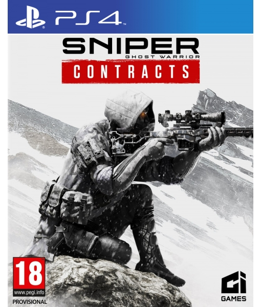 Sniper Ghost Warrior Contracts игра [PS4]