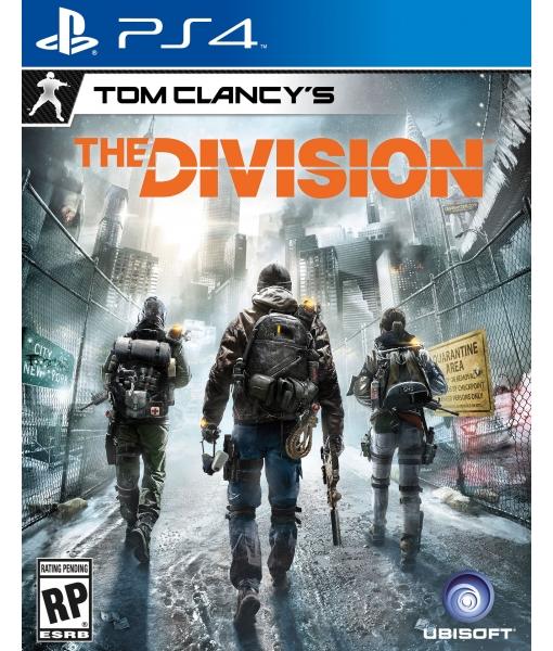 [Прокат PS4] TOM CLANCY'S THE DIVISION