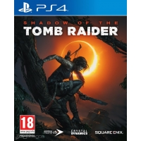 [Прокат PS4] Shadow of the Tomb Raider