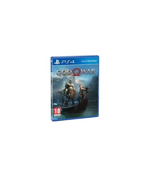Игровой диск God of War [PS4]